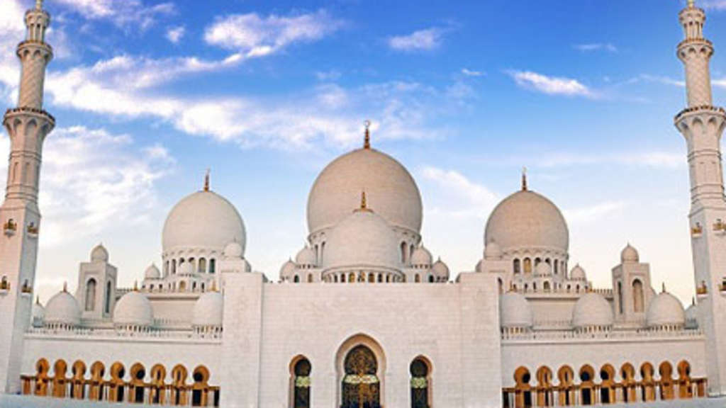 Sheikh Zayed-Mosque