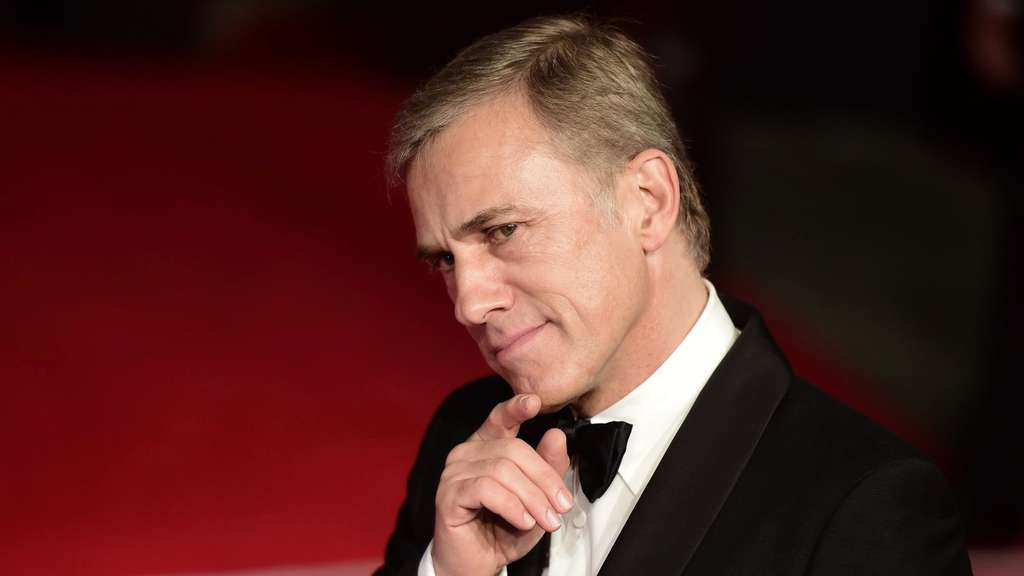 Christoph Waltz Spectre James Bond