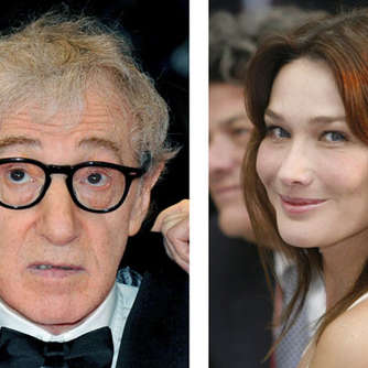 Carla Bruni-Sarkozy dreht Woody-Allen-Film in Paris