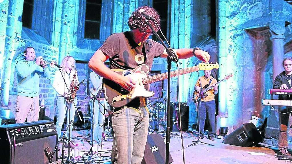 Rock an der Totenkirche: Mighty Vibez aus Fulda