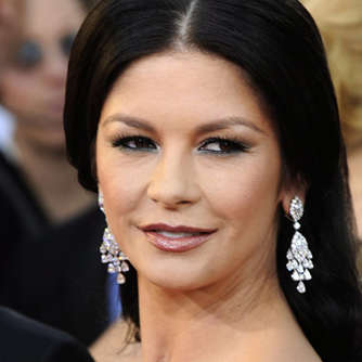 Catherine Zeta-Jones wurde
