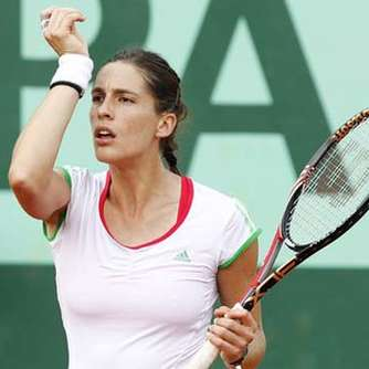 French Open: Petkovic im Viertelfinale