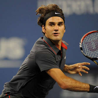 Federer und Williams fegen in Runde zwei bei den US Open