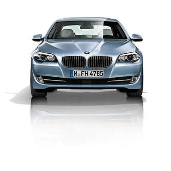 Der BMW ActiveHybrid 5