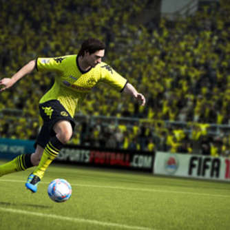 Screenshots aus FIFA 12