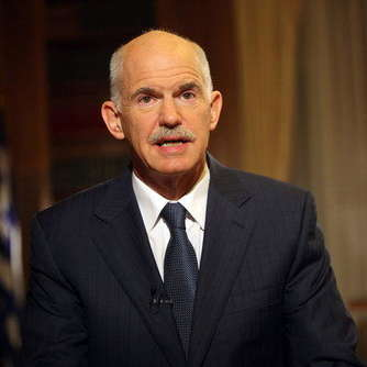 Papandreou will Referendum über Sanierungskurs
