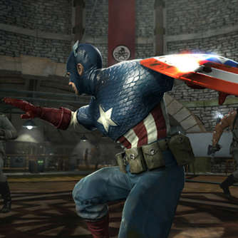 Supersoldat in Bayern: Captain America: Super Soldier im Test