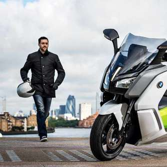 Evolution: BMW C
