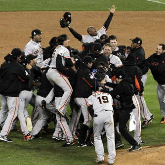 San Francisco Giants gewinnen World Series
