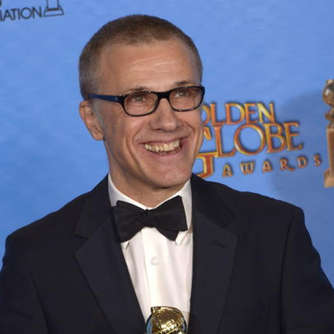 Golden Globe für Christoph Waltz