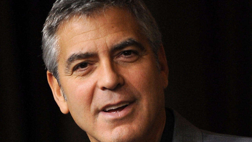 Begehrter Mann: Hollywood-Star George Clooney.