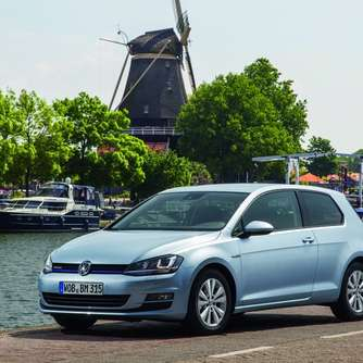 Kampfansage an Hybrid: Golf TDI Blue Motion