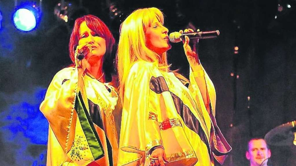 Abba-Revival-Band Sweden4Ever