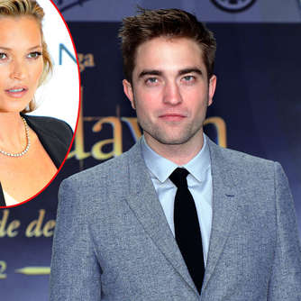 Robert Pattinson: Besessen von Kate Moss