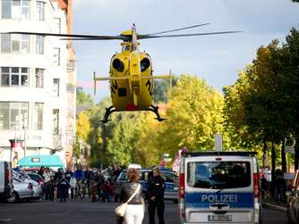 Berlin Attacke Schere Polizei