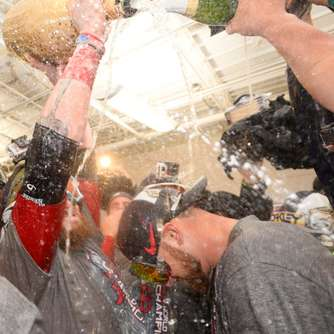 MLB: Red Sox holen die World Series