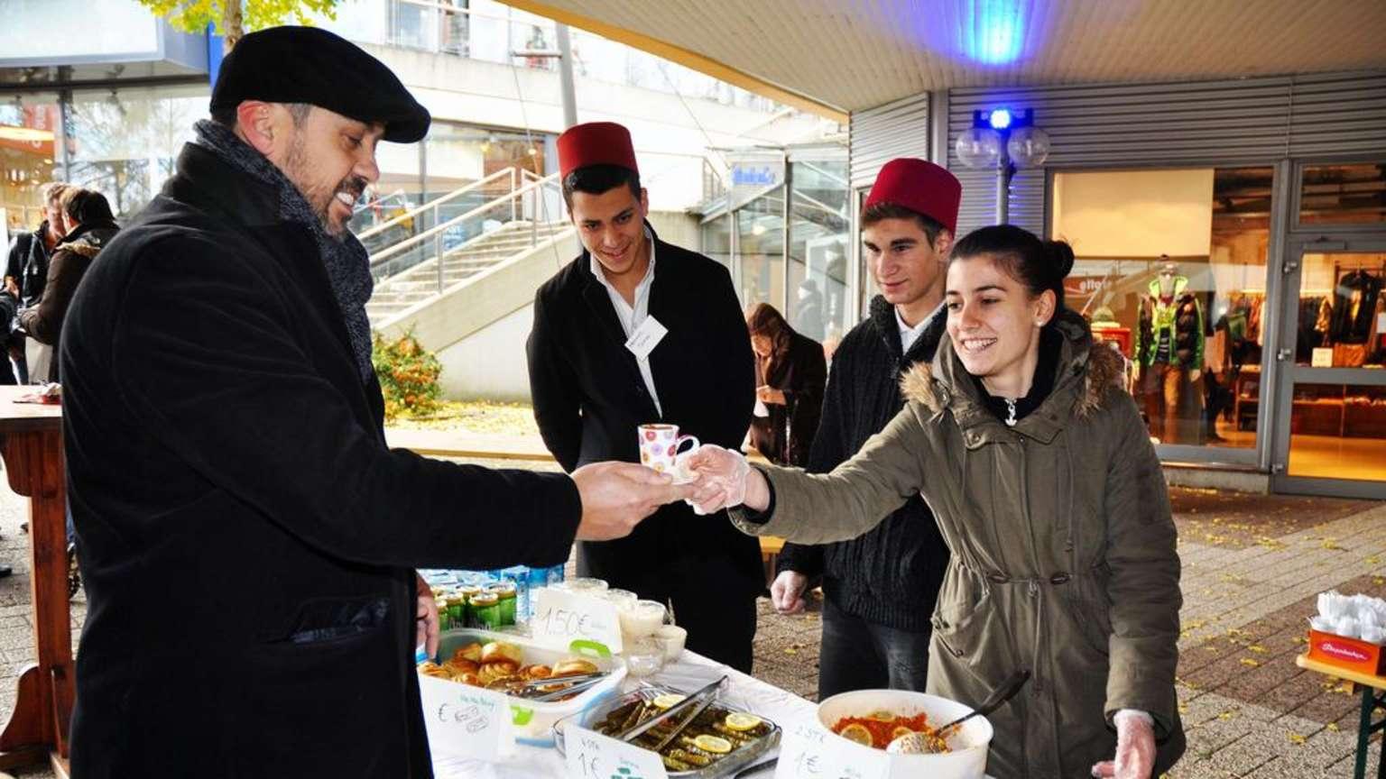 Ich will dich kennenlernen turkisch