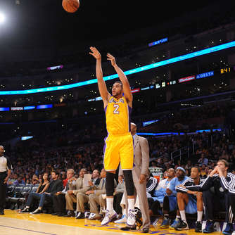 Los Angeles Lakers entlassen Elias Harris