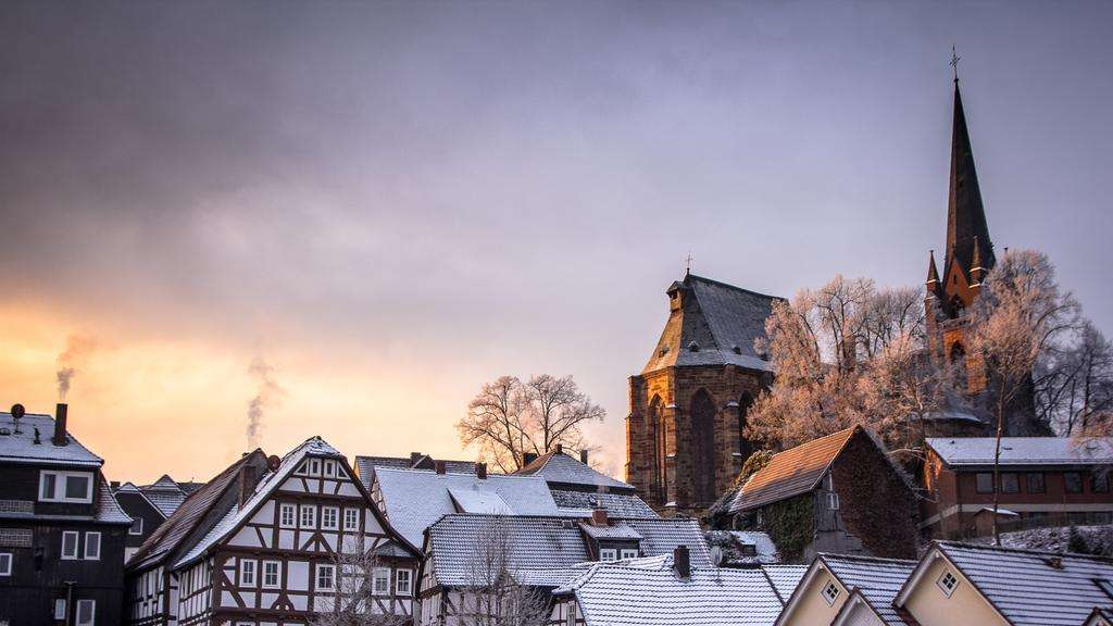 Weihnachten in der Liebfrauenkirche | Frankenberg