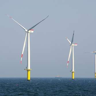 Siemens investiert in Offshore-Windkraft