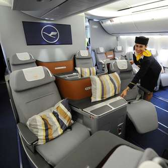 Lufthansa will Business Class verkleinern