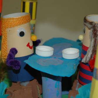Baustelle kindergarten themenseite for Evangelischer kindergarten