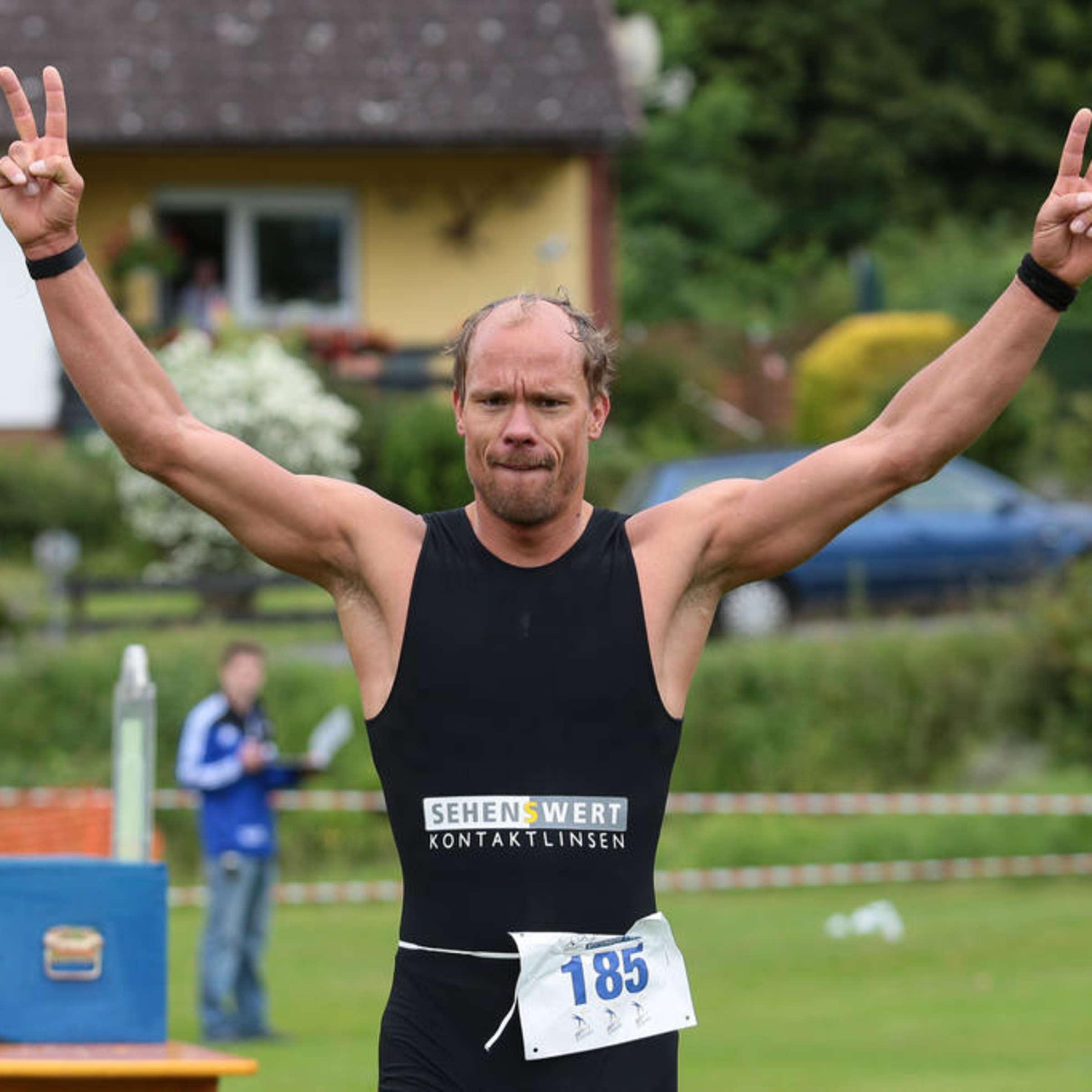 Der Sieger Radelt Heim Nach Gottingen Lokalsport