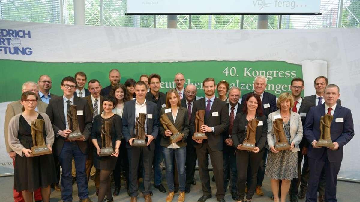 Zeitungspreis Fur Superverein Landkreis
