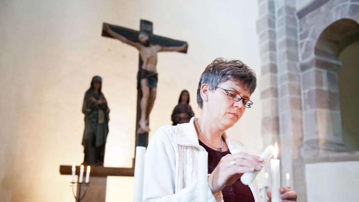 Auszeit Kloster Frauen