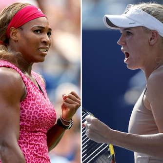 Williams und Wozniacki im Finale der US Open