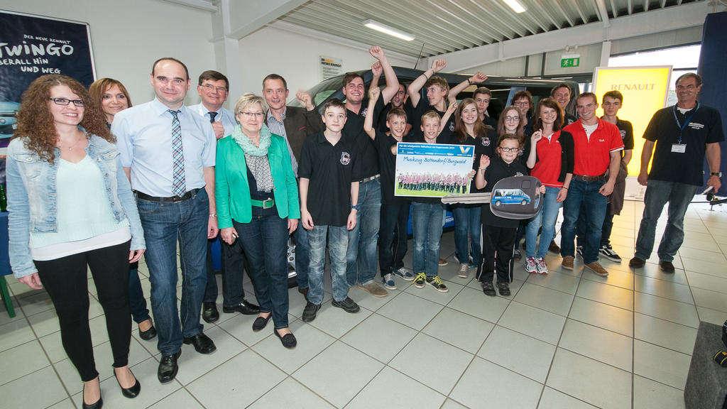 Bottendorf Siegt Dank Dorfgemeinschaft Galerie Und Video Landkreis