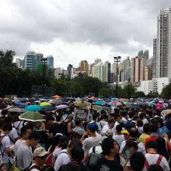 Demonstrationen in Hongkong: Versammlungsorte meiden