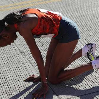 Positive A-Probe bei Chicago-Marathonsiegerin Jeptoo