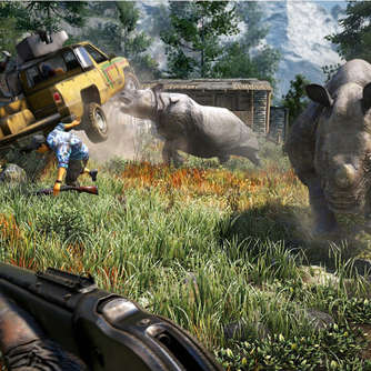 Far Cry 4 im Test: Die Ego-Shooter-Revolution?
