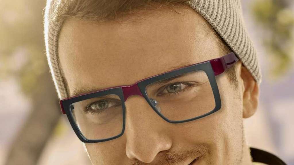 Große Gläser und filigrane Fassungen bei Brillen angesagt | Wohnen