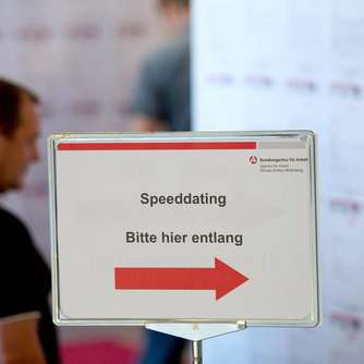 Was beim Job-Speed-Dating wichtig ist