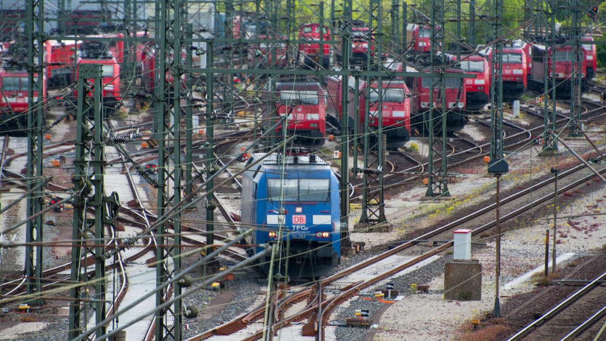 Notfallplan Bahnstreik