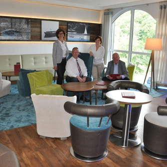"""Wellnesshotel"" in neuem Ambiente"