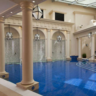 "Luxushotel ""The Gainsborough Bath Spa"""