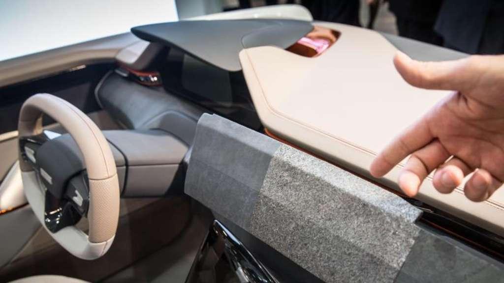 das auto als wohnzimmer - neue innenraum-ideen auf der iaa | auto