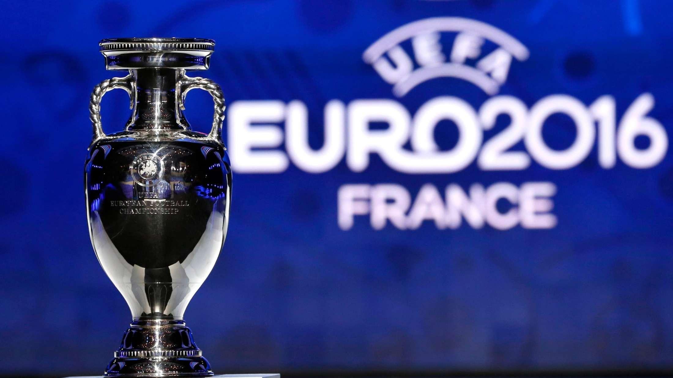 Em Frankreich Eröffnungsspiel