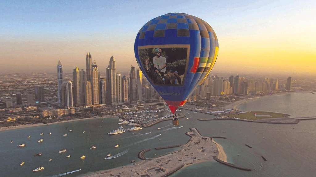 World-Air-Games in Dubai