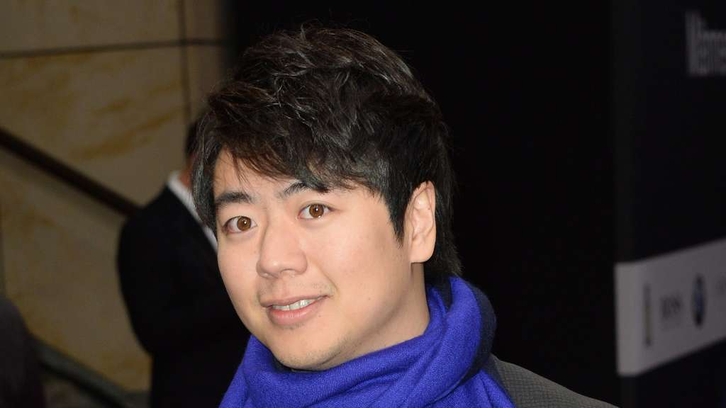 Star-Pianist Lang Lang