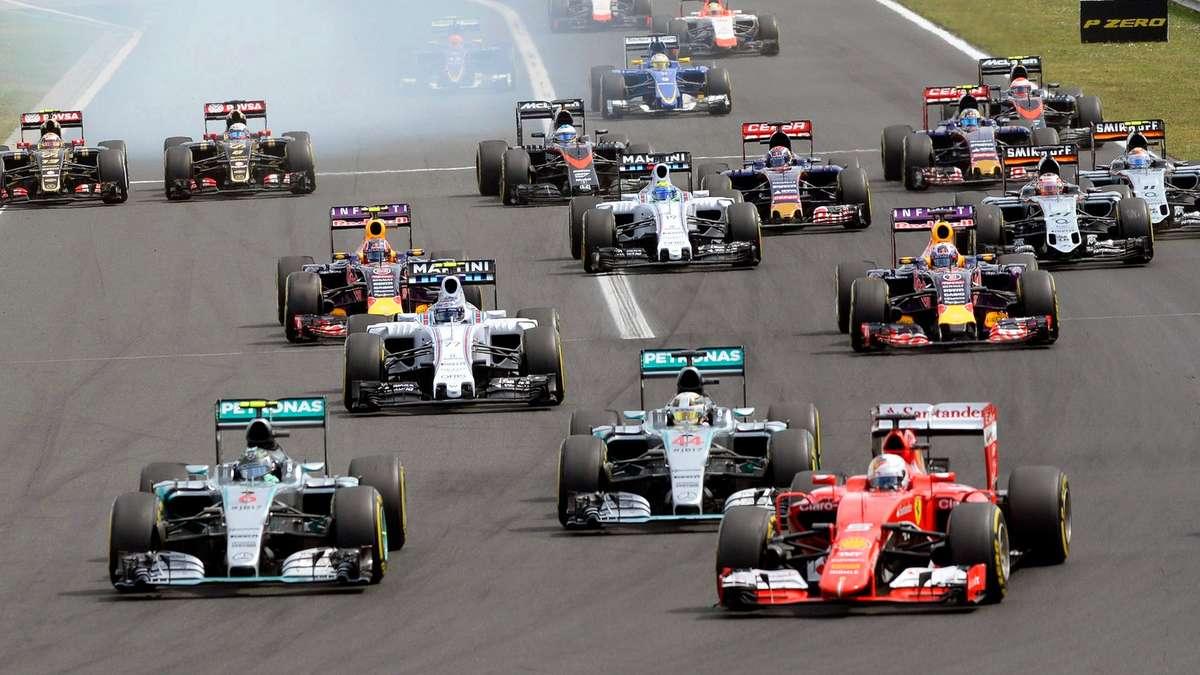 Formel 1 Qualifikation