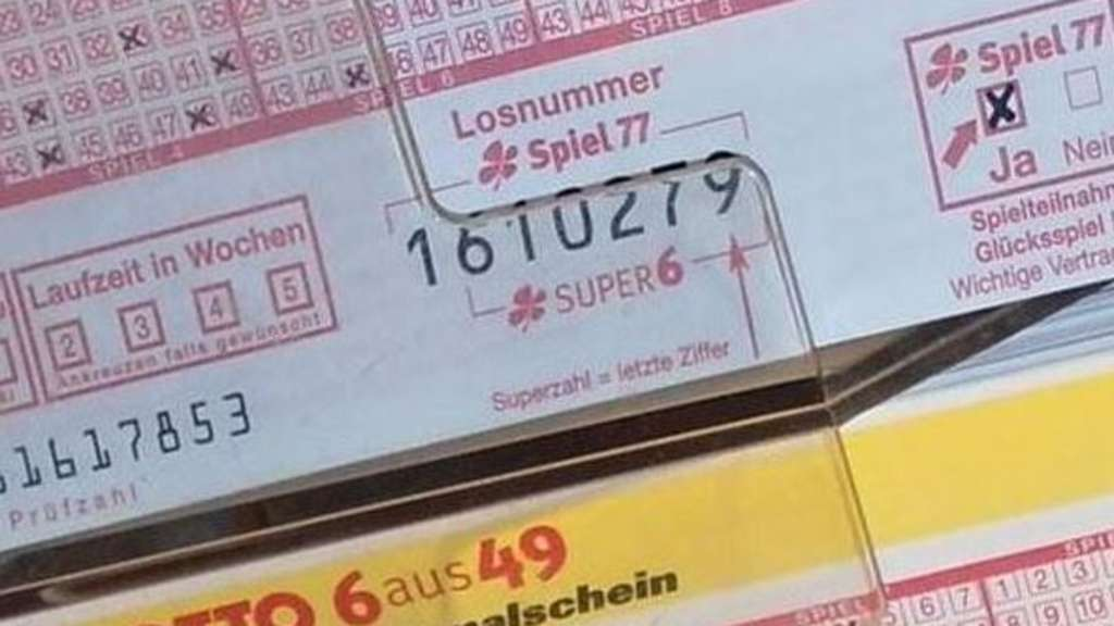 lotto spiel 77 gewinnklasse 7
