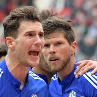 Schalke 04 sichert Europa League - 3:1 in Hannover