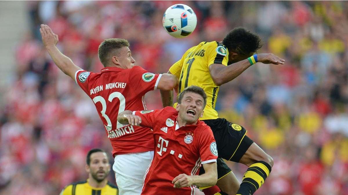 Borussia Dortmund Gegen Bayern München