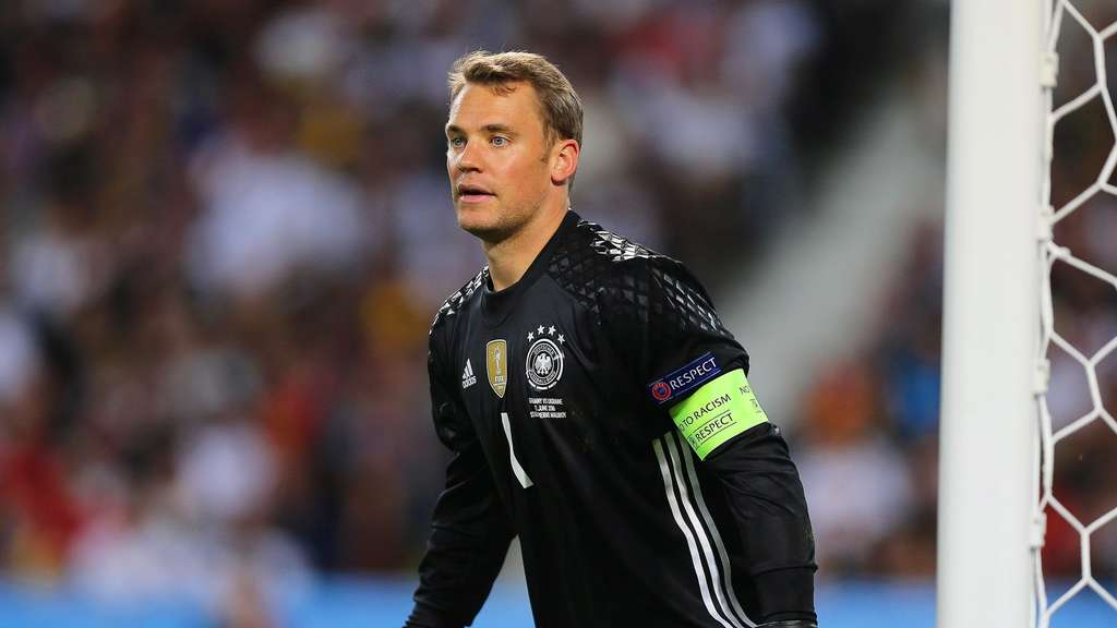 Manuel Neuer Feldspieler