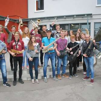Big-Band-Sound aus Estland und Bad Arolsen