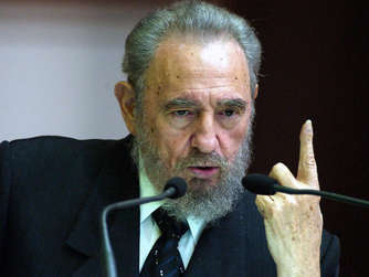 Cuban former President Fidel Castro dies at the age of 90